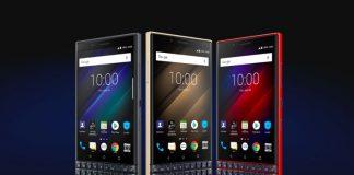 blackberry KEY2 LE launched