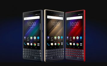 blackberry KEY2 LE launched