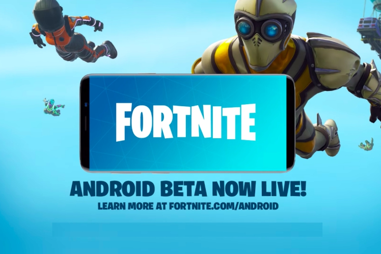 Fortnite Finally Comes To Android Exclusive To Galaxy