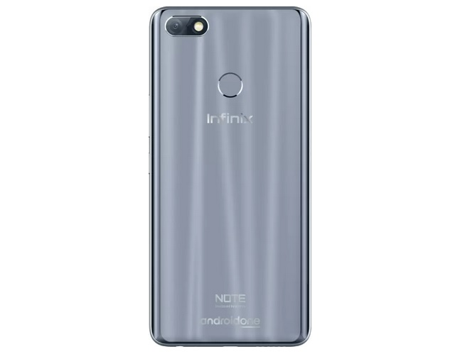 Infinix Note 5 Runs Android One and Has Native Google Lens Support; Launched for Rs 9,999