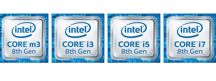 intel U-series and Y-series processors