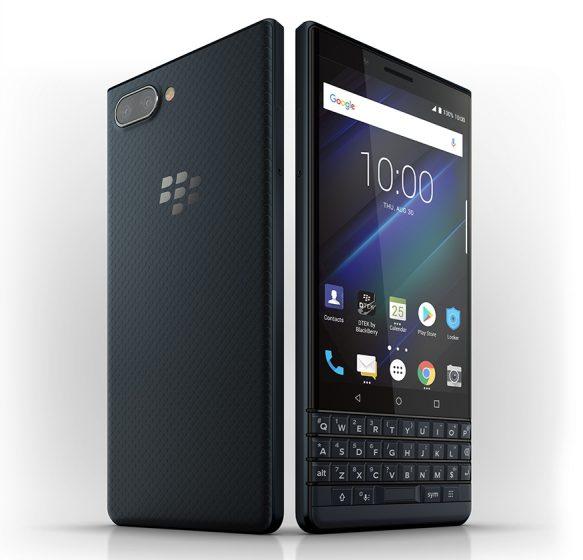 blakcberry key2 le