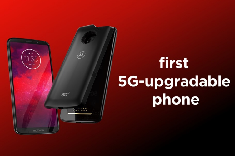 Moto Z3 Arrives With Last Year's Internals