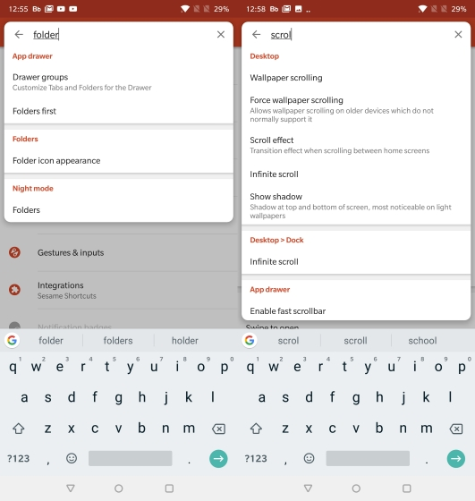 Nova Launcher Update Brings Better Customization Options and Improved Settings