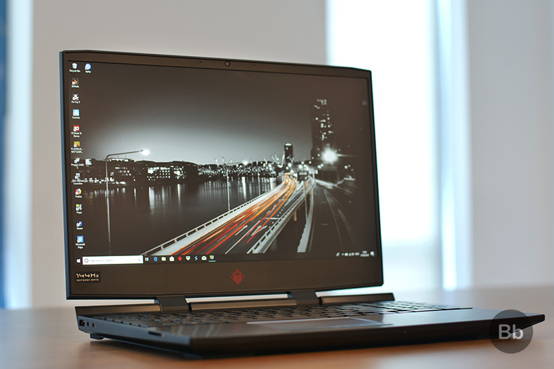 HP Omen 15 Review: Thin, Light, and Extremely Powerful