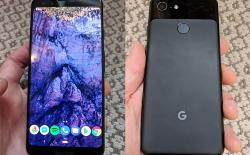 Leaked Google Pixel 3 Looks Like a Smaller Pixel 2 XL With Dual Front Cameras
