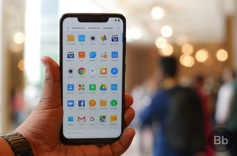 Xiaomi POCO F1 Hands-On: Sensational Pricing for the Best Hardware