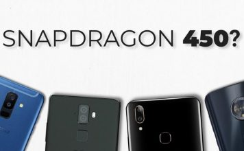 snapdragon 450 on mid-range phones non-sense youtube