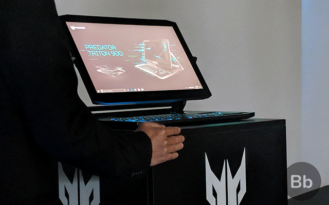Can Acer Change Gaming Laptops With The Predator Triton 900?