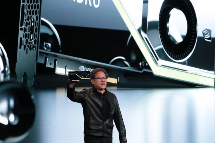 NVIDIA Announces New Quadro GPUs Based on Turing Architecture