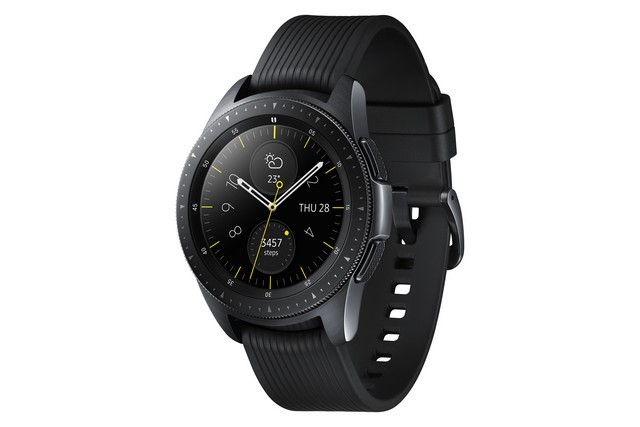 Galaxy Watch in Black