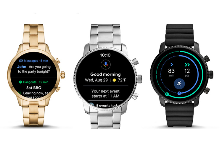 WearOS 2.1 Featuring Major Redesign and Better Gestures Now Rolling Out