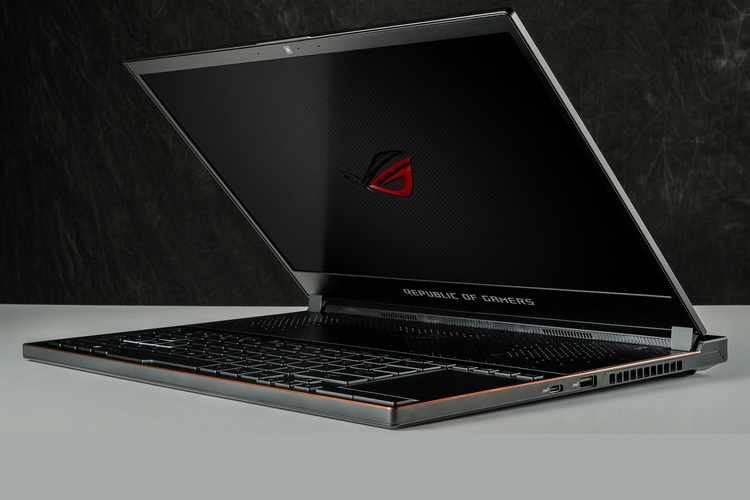 Asus ROG Zephyrus S Ultra Thin Gaming Laptop Has a 144Hz