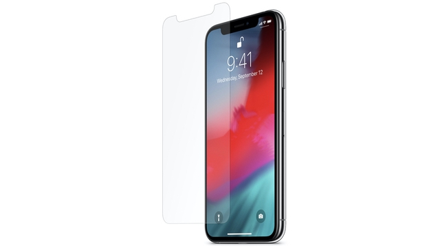 1. Belkin Ultra Screen Protector for iPhone Xs