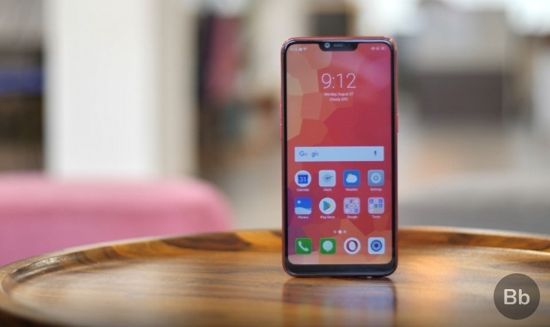 Best Budget Smartphones with Face Unlock: Realme 2