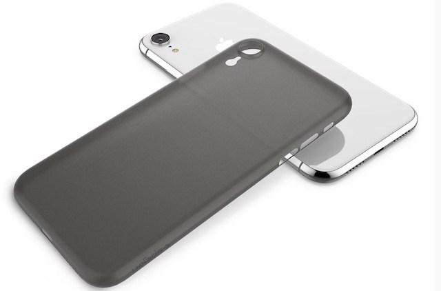 1. iPhone XR AirSkin Case by Spigen