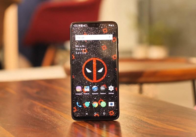 11. OnePlus 6