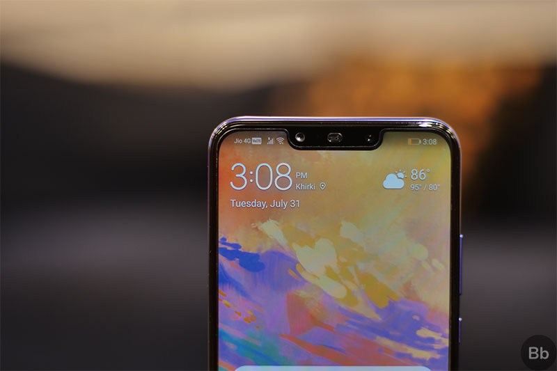 Best Budget Smartphones with Face Unlock: Huawei Nova 3