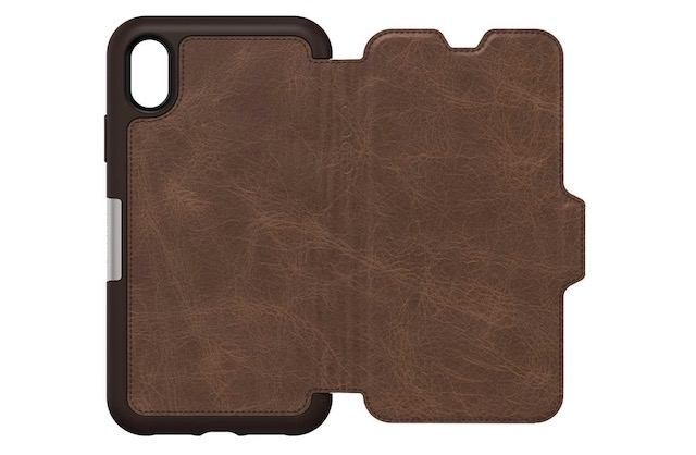 2. OtterBox Strada Series Case for iPhone XR