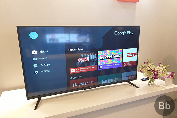 Xiaomi Mi TV 4 Pro Hands-on: Android TV Makes All The Difference