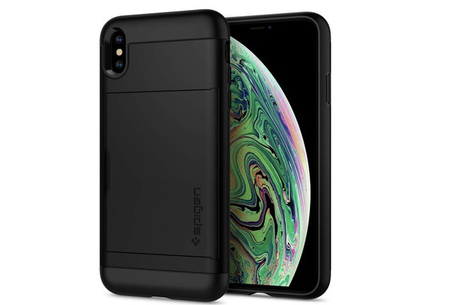 3. Spigen Slim Armor Case for Apple iPhone XS MAX