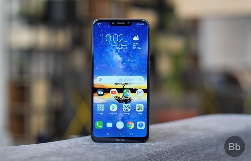 Best Budget Smartphones with Face Unlock: Honor Play