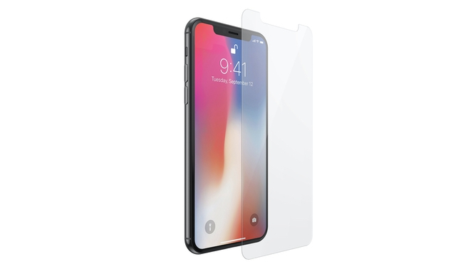 5. ShieldView Glass iPhone Xs Screen Protector from Spec