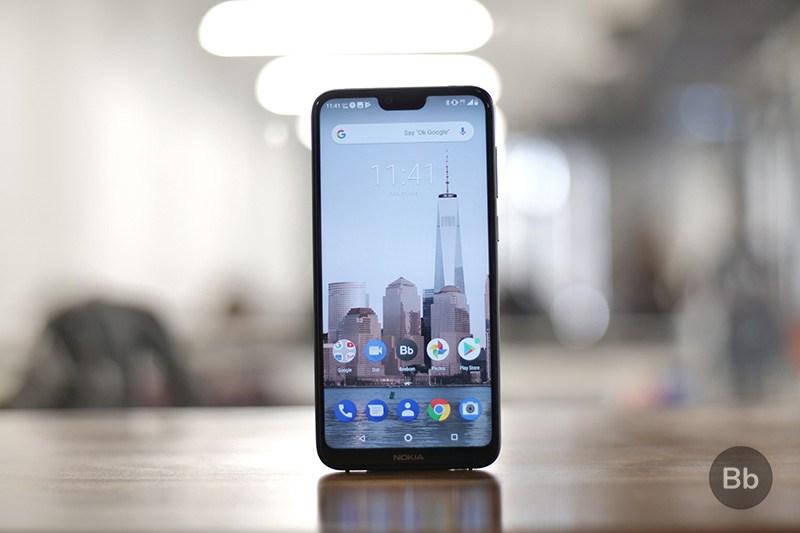 6. Nokia 6.1 Plus