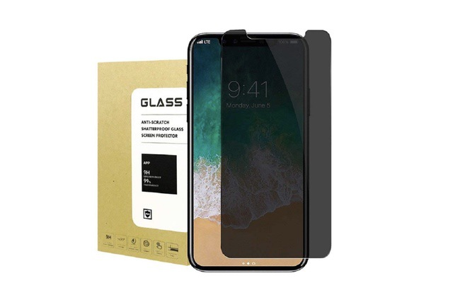 8. iPhone Xs Privacy Screen Protector