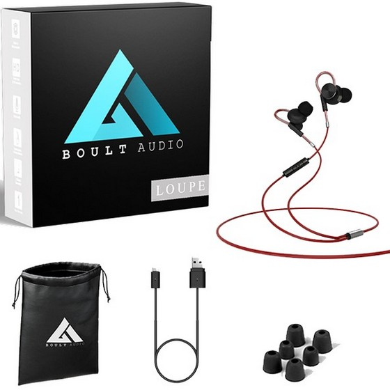 Boult Audio Launches Super-Affordable Wired Earphones 'Loupe' For Rs 672