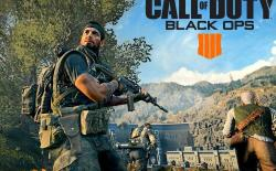 Call of Duty Black Ops 4 Blackout website