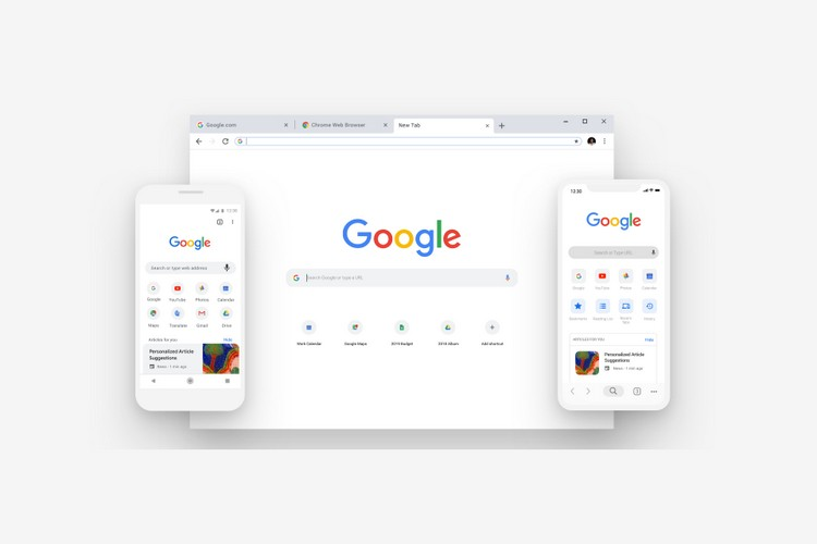 Google Chrome 69 Brings Material Theme Design, Updated