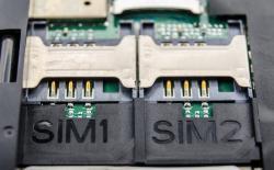 Dual SIM Shutterstock website