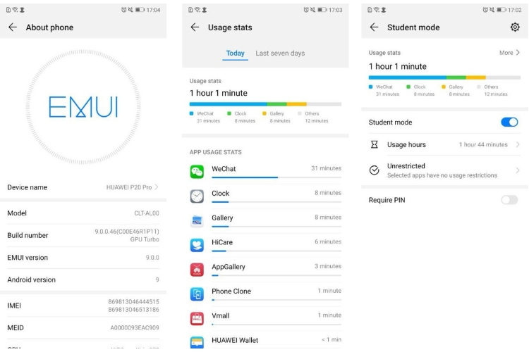 Image result for huawei emui 9 logo