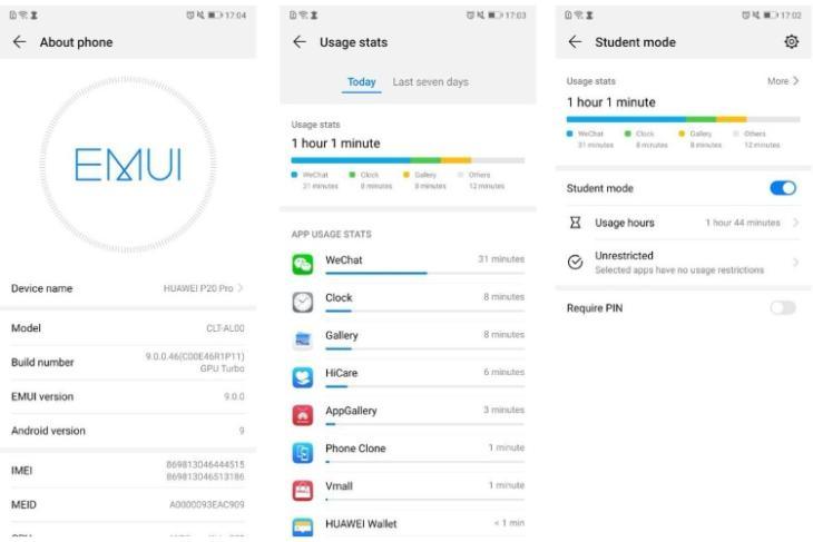 EMUI 9 Featured
