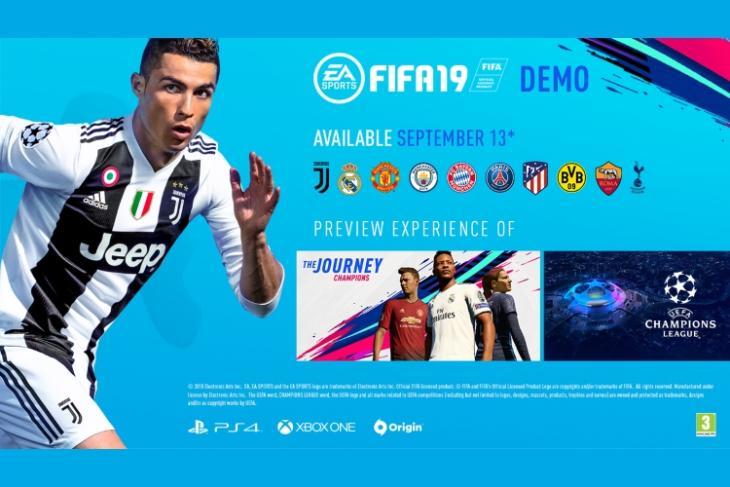 FIFA 19 Demo Featured