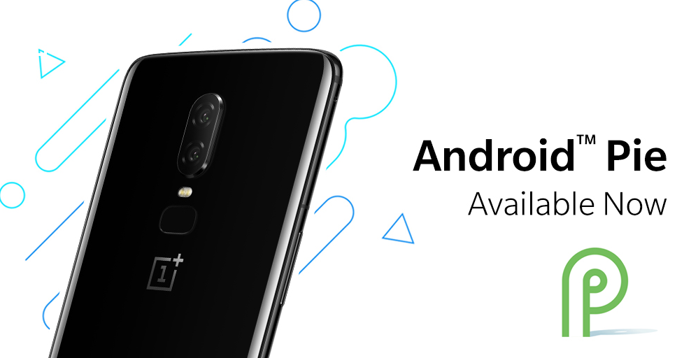 OnePlus Brings Android 9.0 Pie to the OnePlus 6 with OxygenOS 9