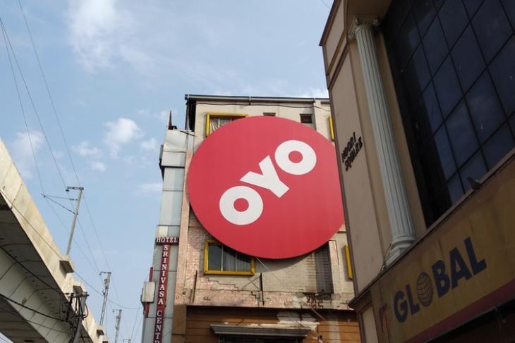 Oyo web