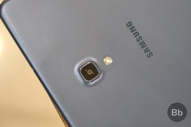 Galaxy Tab A camera