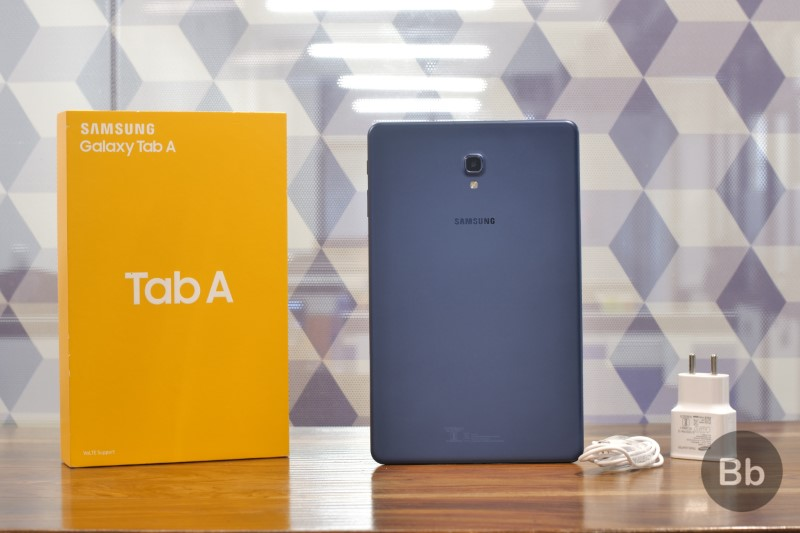 Galaxy Tab A Box