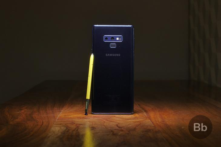 Samsung Galaxy Note 9 Review featured
