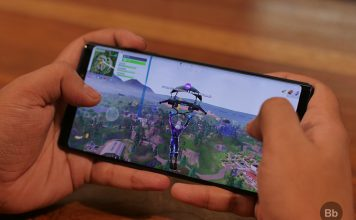 fortnite galaxy note 9