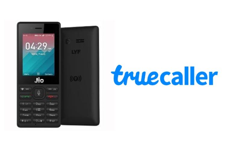 Exclusive: JioPhone Could Soon Get Truecaller App | Beebom