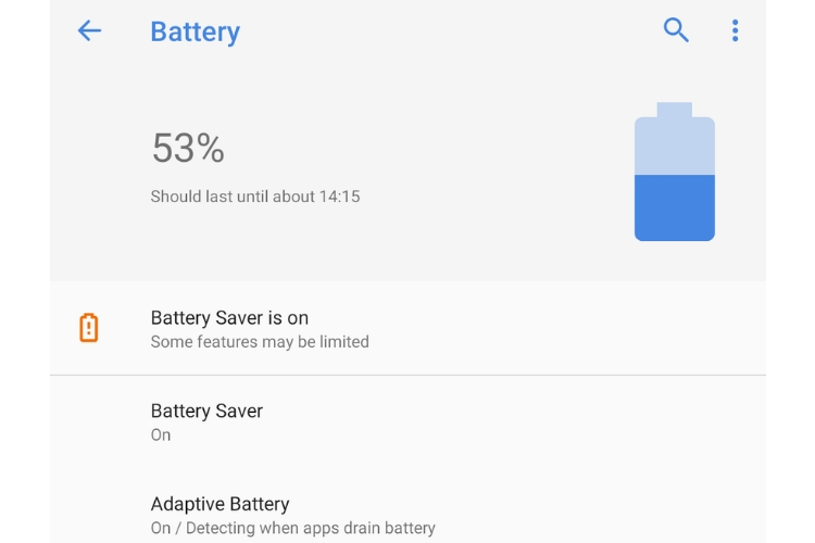 Google Accidentally Enables Battery Saver on Android Pie devices