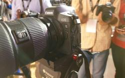 canon eos R launched in India