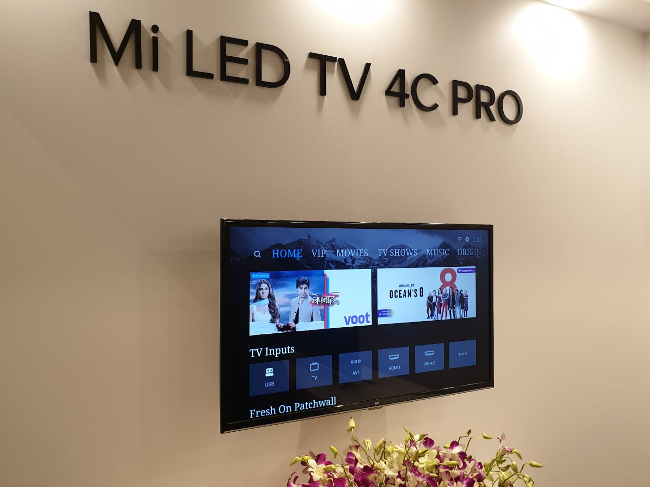 Xiaomi's Android TV-powered Mi TV 4 Pro, 4A Pro, 4C Pro Come to India, Starting at Rs 14,999