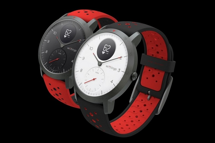 Withings Bounces Back With Multi-Sport Hybrid Smartwatch 'Steel HR Sport'