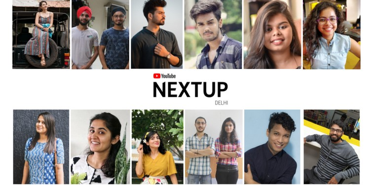 YouTube NextUp Delhi 2018 Winners Include Magicians, Comediennes and More