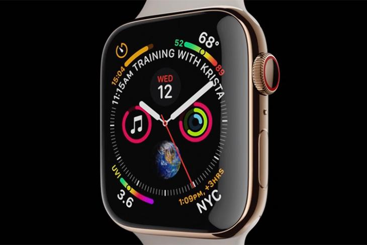 apple watch series 4 featured