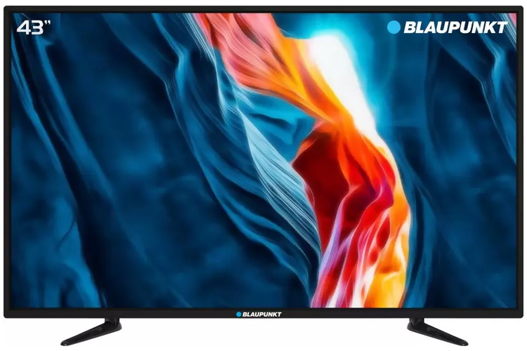 Blaupunkt Partners With Flipkart to Launch Smart LED TVs in